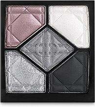 Духи, Парфюмерия, косметика Палетка теней - Christian Dior 5 Couleurs Eyeshadow Palette (тестер без коробки)