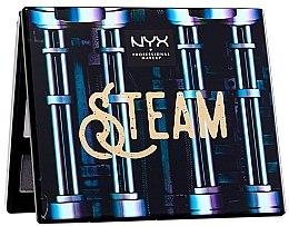 Духи, Парфюмерия, косметика Палетка теней для век - NYX Professional Makeup Machinist Shadow Palette Steam