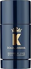 Духи, Парфюмерия, косметика Dolce&Gabbana K by Dolce&Gabbana - Дезодорант-стик