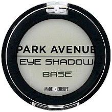 Духи, Парфюмерия, косметика База под тени - Park Avenue Eyeshadow Base