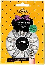 Духи, Парфюмерия, косметика Набор искусственных ногтей с клеем, 3011 - Donegal Joyme Fashion Nail
