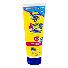 Духи, Парфюмерия, косметика Детский солнцезащитный лосьон - Banana Boat Kids SPF 50