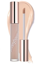 Духи, Парфюмерия, косметика Жидкий консилер для лица - Jennyhouse Silk Fit Liquid Concealer