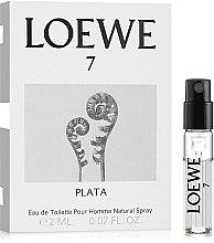 Духи, Парфюмерия, косметика Loewe 7 Plata - Туалетная вода