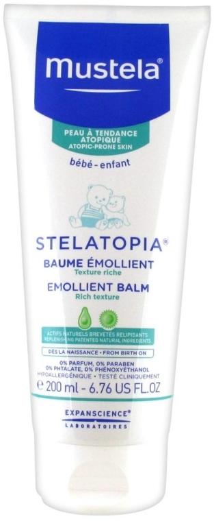 Смягчающий бальзам для лица и тела - Mustela Stelatopia Balm