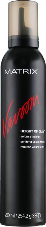 Мусс для придания объема волосам - Matrix Vavoom Height Of Glam Volumizing Foam