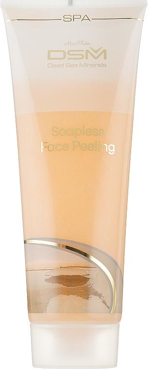 Пилинг для лица без добавления мыла - Mon Platin DSM Soapless Face Peeling Yellow