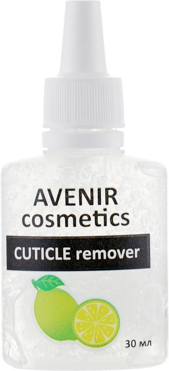 "Средство для удаления кутикулы ""Лайм"" - Avenir Cosmetics Cuticle Remover"