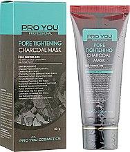 Маска для очищения пор - Pro You Pore Tightening Charcoal Mask — фото N1