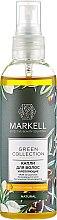 Духи, Парфюмерия, косметика Капли для волос укрепляющие - Markell Cosmetics Green Collection Drops