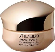 Духи, Парфюмерия, косметика Интенсивный крем против морщин вокруг глаз - Shiseido Benefiance WrinkleResist24 Intensive Eye Contour Cream