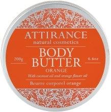 "Духи, Парфюмерия, косметика Масло для тела ""Апельсин"" - Attirance Orange Body Butter"