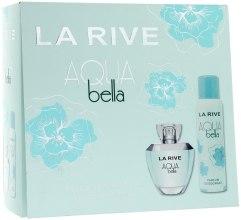 Духи, Парфюмерия, косметика La Rive Aqua Bella - Набор (edp/100ml + deo/150ml)