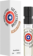 Духи, Парфюмерия, косметика Etat Libre d'Orange Fat Electrician - Парфюмированная вода (пробник)