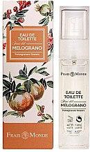 Духи, Парфюмерия, косметика Frais Monde Pomegranate Flowers - Туалетная вода