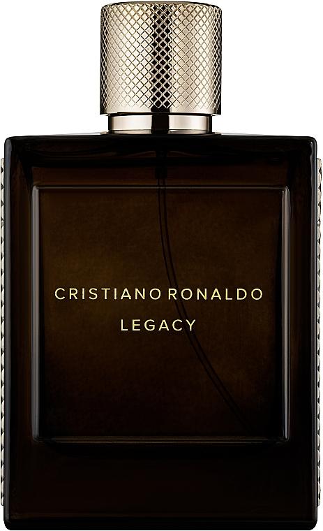 Cristiano Ronaldo Legacy - Туалетная вода
