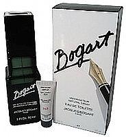 Духи, Парфюмерия, косметика Jasques Bogart Bogart - Набор (edt/90ml + balm/3ml) (тестер)