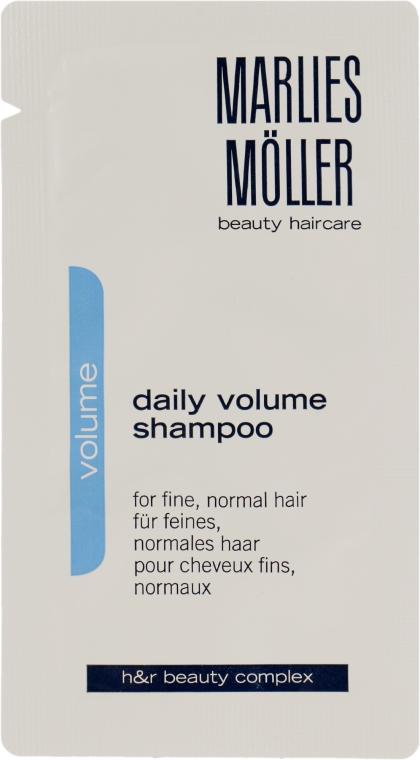 Шампунь для объема волос - Marlies Moller Volume Daily Shampoo (пробник)