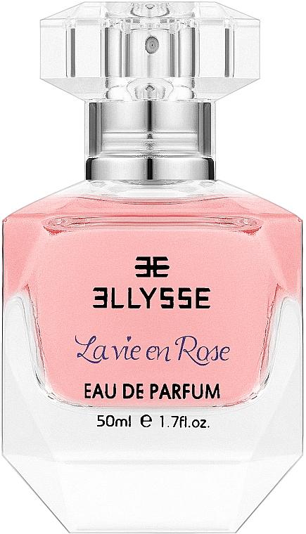 Ellysse La vie en Rose - Парфюмированная вода