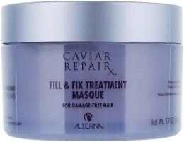 Духи, Парфюмерия, косметика Интенсивная маска для глубокого восстановления волос с экстрактом черной икры - Alterna Caviar Repair Fill and Fix Treatment Hair Mask