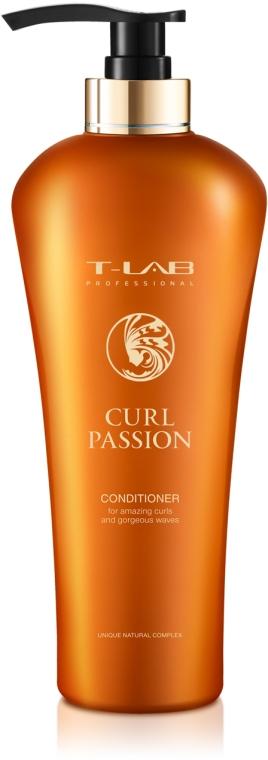Кондиционер для потрясающих завитков и волн - T-LAB Professional Curl Passion Conditioner