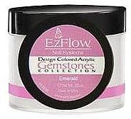Духи, Парфюмерия, косметика Акриловая пудра для дизайна ногтей - EzFlow Gemstones Colored Acrylic Powder