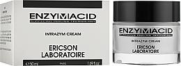 Відновлюючий поживний крем - Ericson Laboratoire Enzymacid Intrazym Cream — фото N2