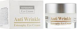 Духи, Парфюмерия, косметика Крем для век от морщин - Estesophy Anti Wrinkle Eye Cream
