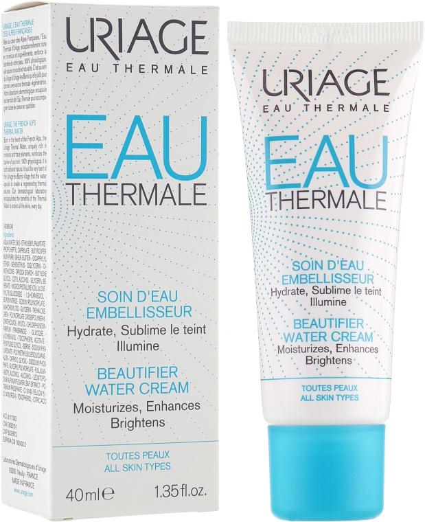 Увлажняющий крем придающий коже сияние - Uriage Eau Thermale Beautifier Water Cream