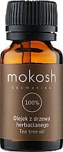 """Духи, Парфюмерия, косметика Эфирное масло """"Чайное дерево"""" - Mokosh Cosmetics Tea tree Oil"""