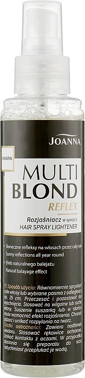 Спрей для осветления волос - Joanna Multi Blond Spray