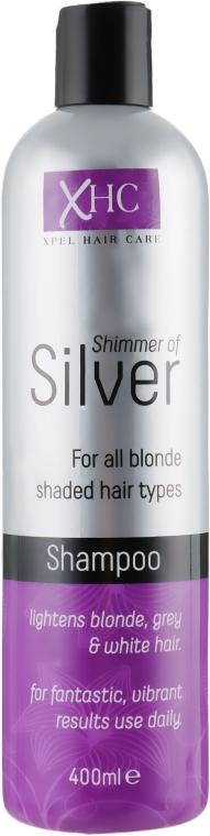 Шампунь для светлых волос - Xpel Marketing Ltd Silver Shampoo