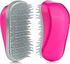 Духи, Парфюмерия, косметика Щетка для волос - Dessata Original Fuchsia-Silver