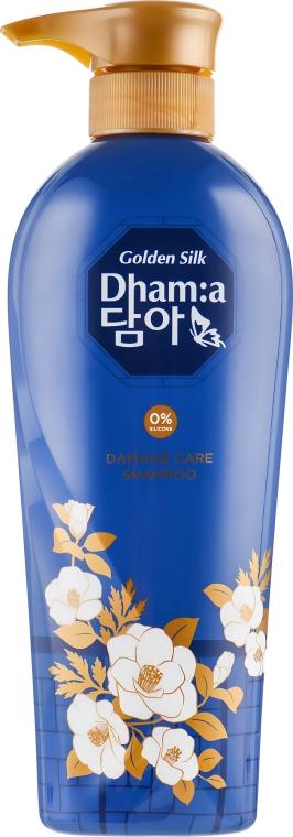 """Шампунь """"Восстановление поврежденных волос"""" - CJ Lion Dhama Shampoo"""