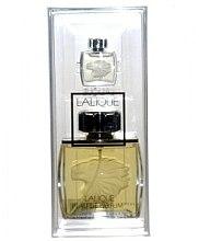 Парфумерія, косметика Lalique Lalique Pour Homme - Набір (edp/75ml + edp/4.5 ml)
