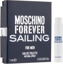 Духи, Парфюмерия, косметика Moschino Forever Sailing - Туалетная вода (пробник)