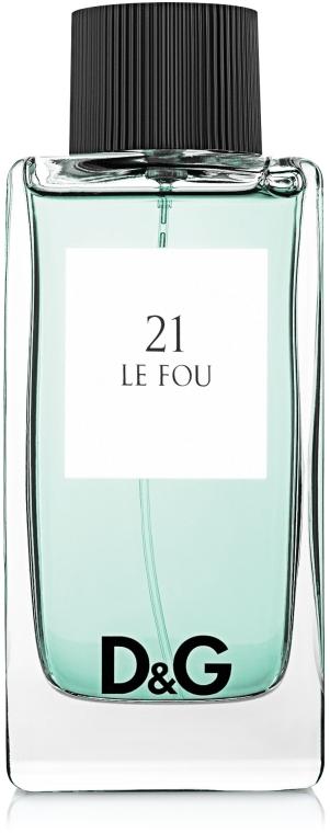 Dolce&Gabbana Anthology Le Fou 21 - Туалетная вода (тестер с крышечкой)