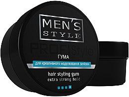 Парфумерія, косметика Резина для креативного моделювання зачіски для чоловіків - Profi Style Men's Style Hair Styling Gum Extra Strong Hold