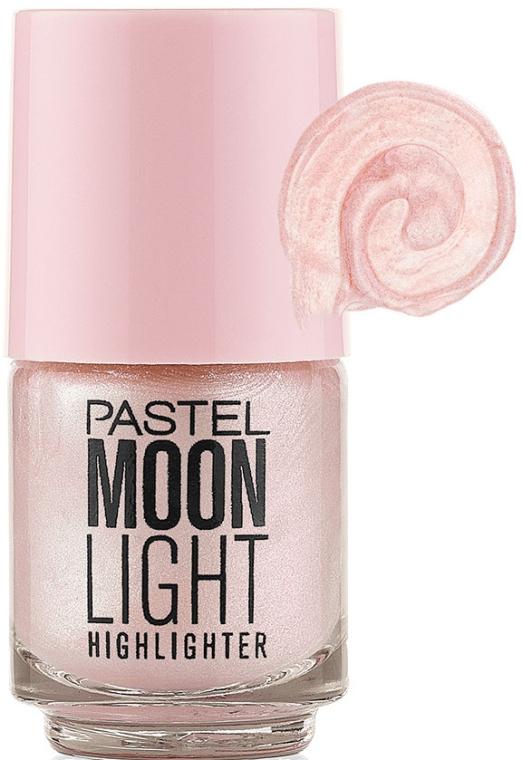 Жидкий хайлайтер - Unice Pastel Highlighter
