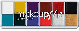 Духи, Парфюмерия, косметика УЦЕНКА Профессиональная палитра грима 12 оттенков, GRS12 - Make Up Me *