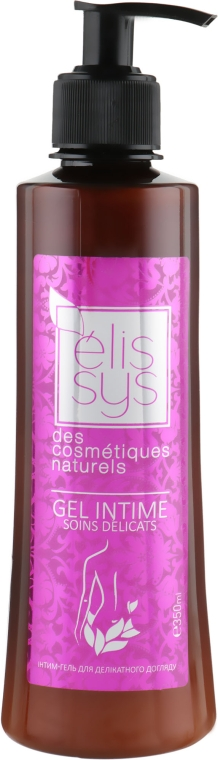 Интим-гель растительный с фитонцидами и пробиотиками - Elysee Cosmetiques