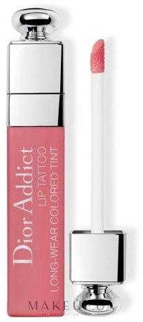 Блеск для губ - Dior Addict Lip Tattoo — фото 251 - Natural Peach