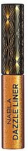 Духи, Парфюмерия, косметика Подводка для глаз - Nabla Dazzle Liner