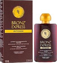 Духи, Парфюмерия, косметика Интенсивный лосьон-автозагар для лица и тела - Academie Bronz'Express Intense Lotion