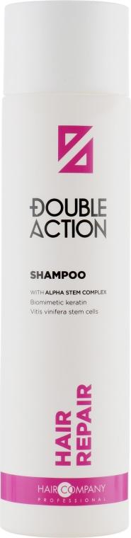 Шампунь восстанавливающий - Hair Company Double Action Hair Repair Shampoo