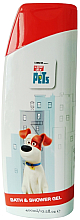 Духи, Парфюмерия, косметика Детский гель для ванны и душа - Corsair The Secret Life Of Pets Bath&Shower Gel