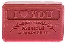 "Духи, Парфюмерия, косметика Марсельское мыло ""Я люблю тебя"" - Foufour Savonnette Marseillaise I Love You"