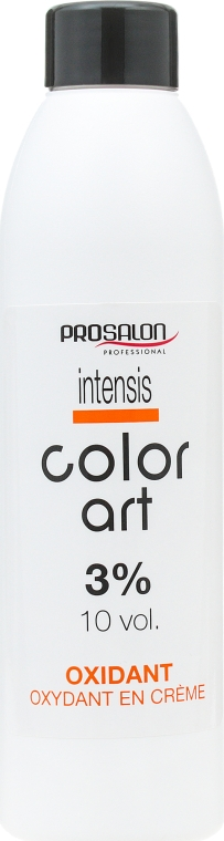 Оксидант 3% - Prosalon Intensis Color Art Oxydant vol 10