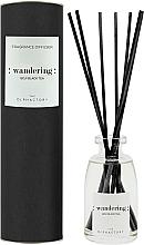 Духи, Парфюмерия, косметика Ароматический диффузор - Ambientair The Olphactory Black Wandering Goji Black Tea