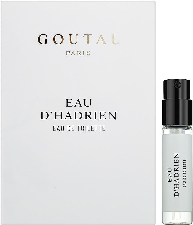 Annick Goutal Eau d'Hadrien 2014 - Парфюмированная вода (пробник)